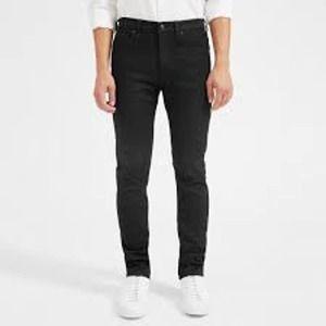 Everlane Slim Fit Black Men's Jeans 29x32